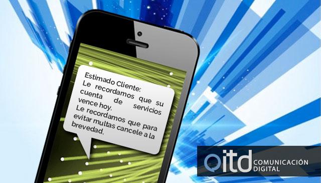 Servicios SMS