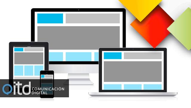 Servicio de desarrollo web, sistemas web y sitios web